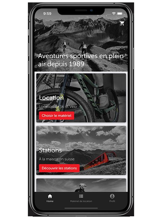 swissrent-App